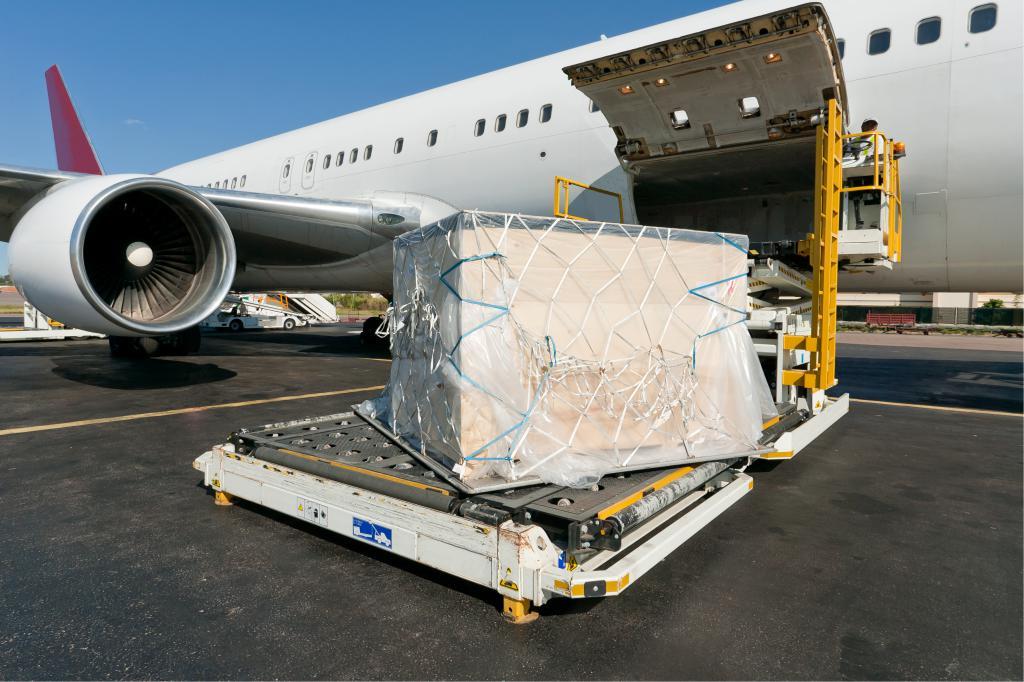 Légi csomagolás