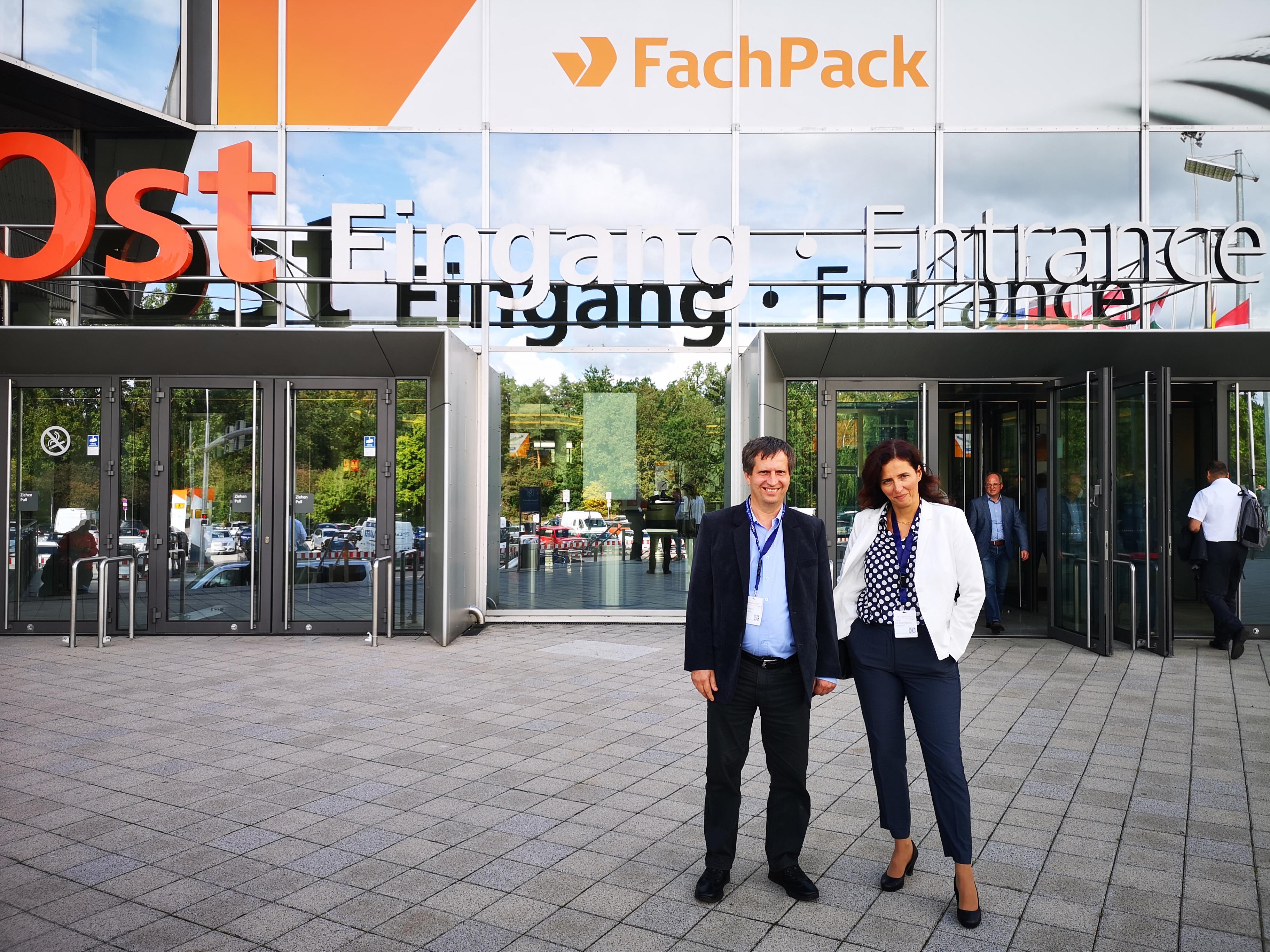 FachPack kiállítás 2019
